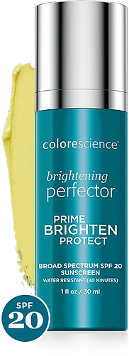 Colorescience brightening perfector