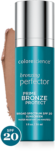colorescience bronzing perfector SPF20